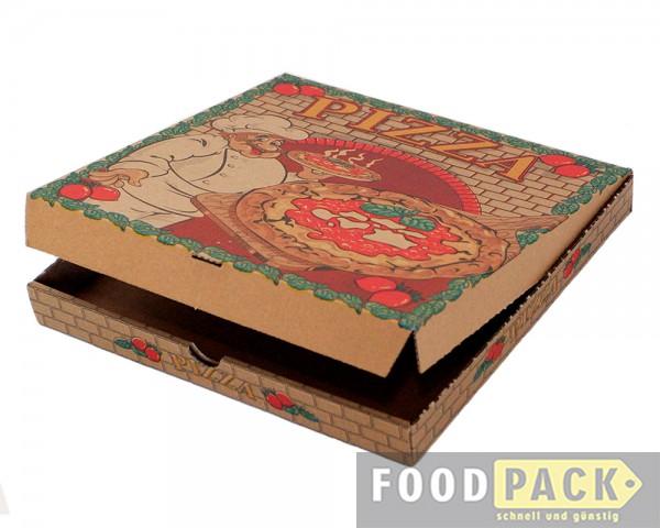 Pizzakarton 20x20x4 cm günstiger Online kaufen