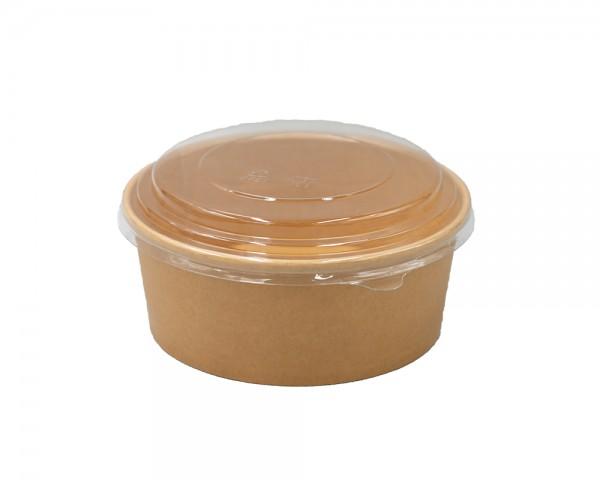 Salat Bowl 750 ml aus Pappe günstig kaufen