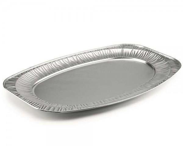 Alu-Servierplatten V550G oval günstig kaufen