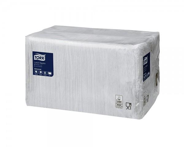 Servietten 33x33 1-lagig weiß günstig kaufen