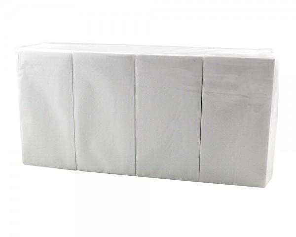 Servietten 33x33 cm 2-lagig weiß günstig kaufen