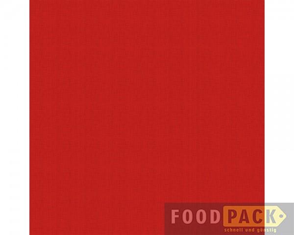 Tischdecke aus Papier 84x84 cm Duni rot günstig kaufen