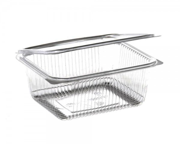 Salatbox rechteckig transparent günstig kaufen